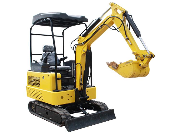 R328 mini agricultural excavator