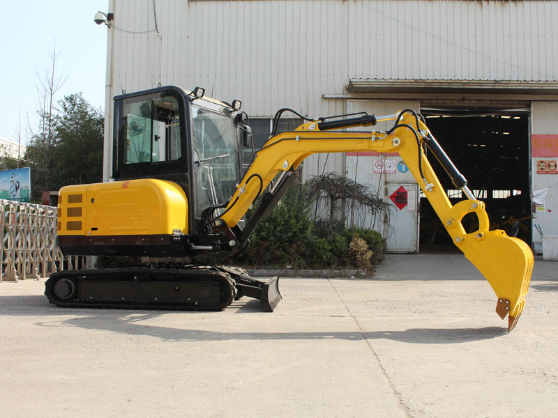 "Maintenance method of small excavator, help your ""good machine friend"" avoid ""big pit"""