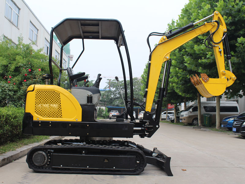 What is the best mini excavator for the money?-Rippa