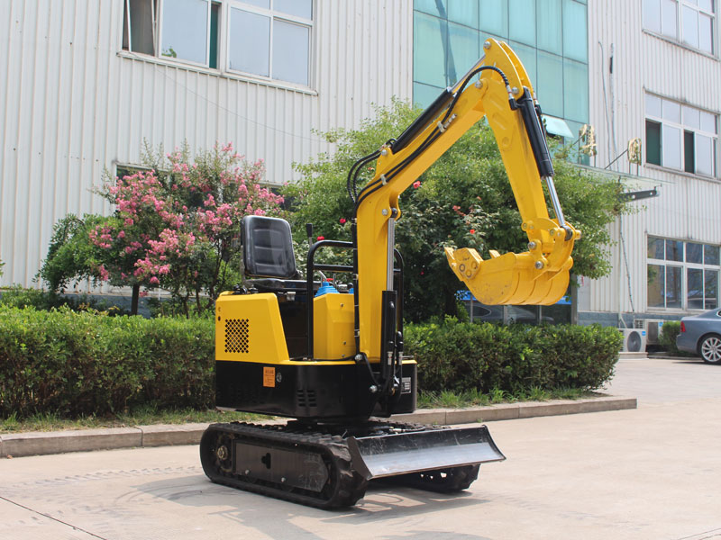 What brand of small excavator is of good quality