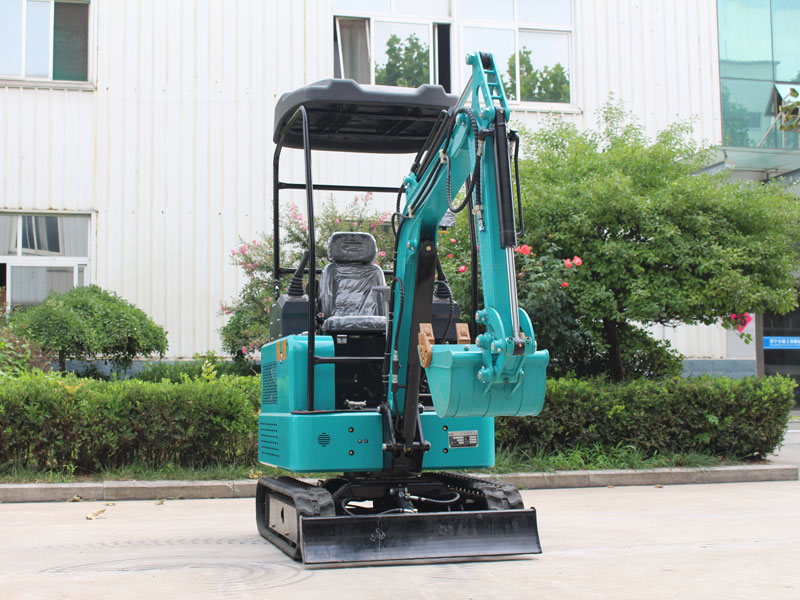 How much is a subminiature excavator