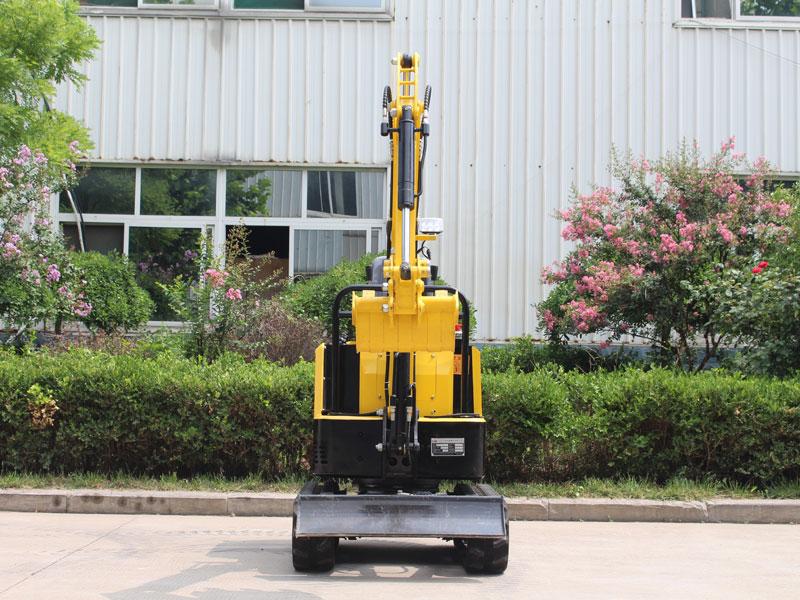 Mini excavator application and price