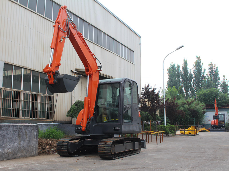 Small excavator manufacturer: how much does it cost to take an excavator certificate?