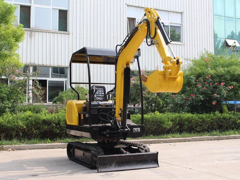 Which brand of small excavator has the best quality?