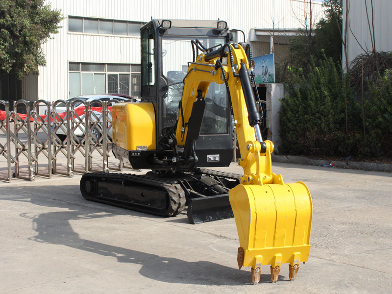 Features and uses of mini excavators