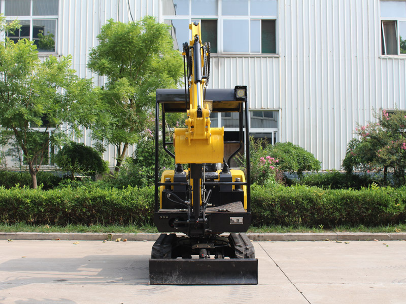 How much is a new small excavator price