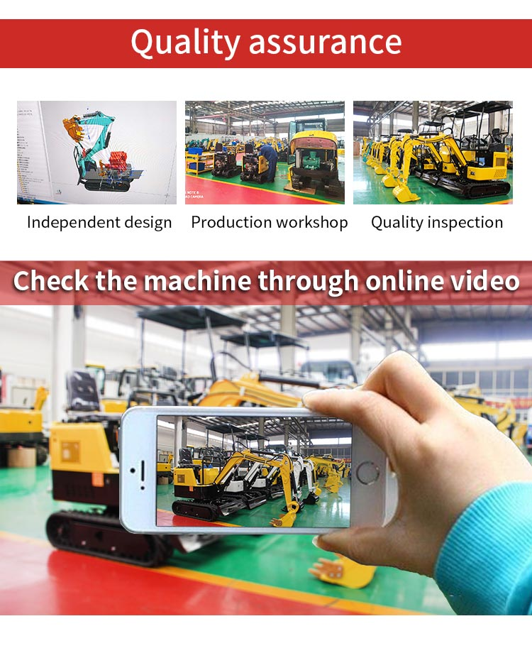 mini excavator for sale in usa-Shandong Rippa Machinery Group Co., Ltd