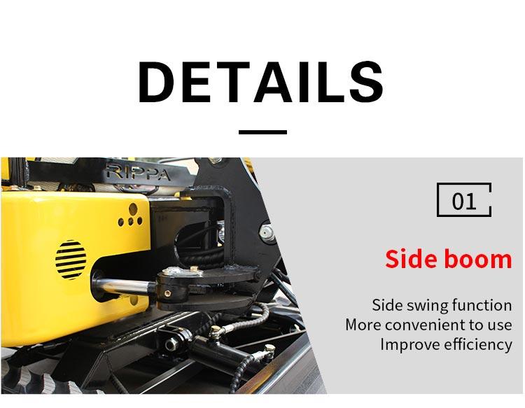 mini excavator for sale europe-Shandong Rippa Machinery Group Co., Ltd