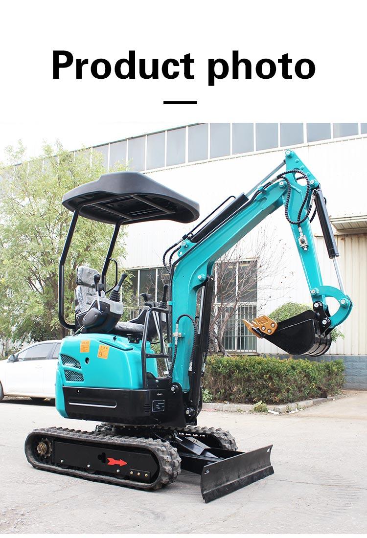 mini excavator kubota for hot sale-Shandong Rippa Machinery Group Co., Ltd