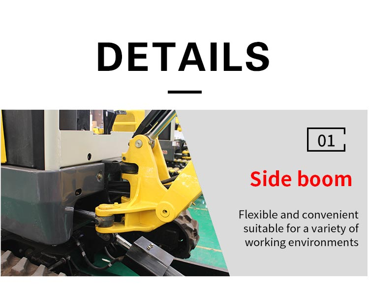 mini excavator with grapple for sale-Shandong Rippa Machinery Group Co., Ltd