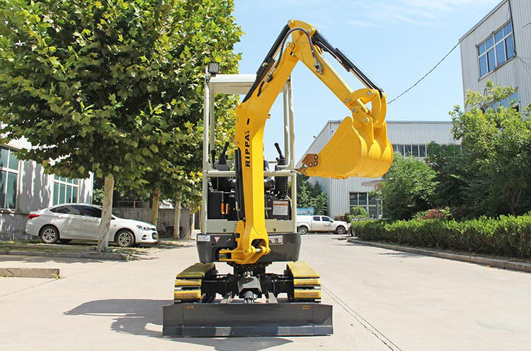 new yanmar small excavator prices-Shandong Rippa Machinery Group Co., Ltd