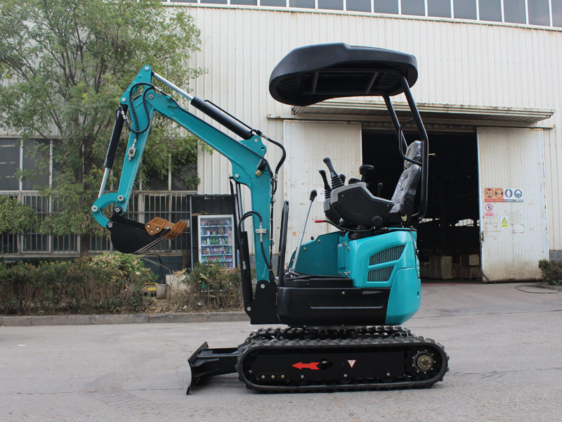 How to choose a Compact(mini) Excavator