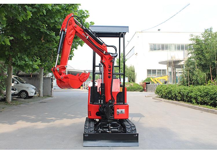Mini Excavator China Brand-Rippa